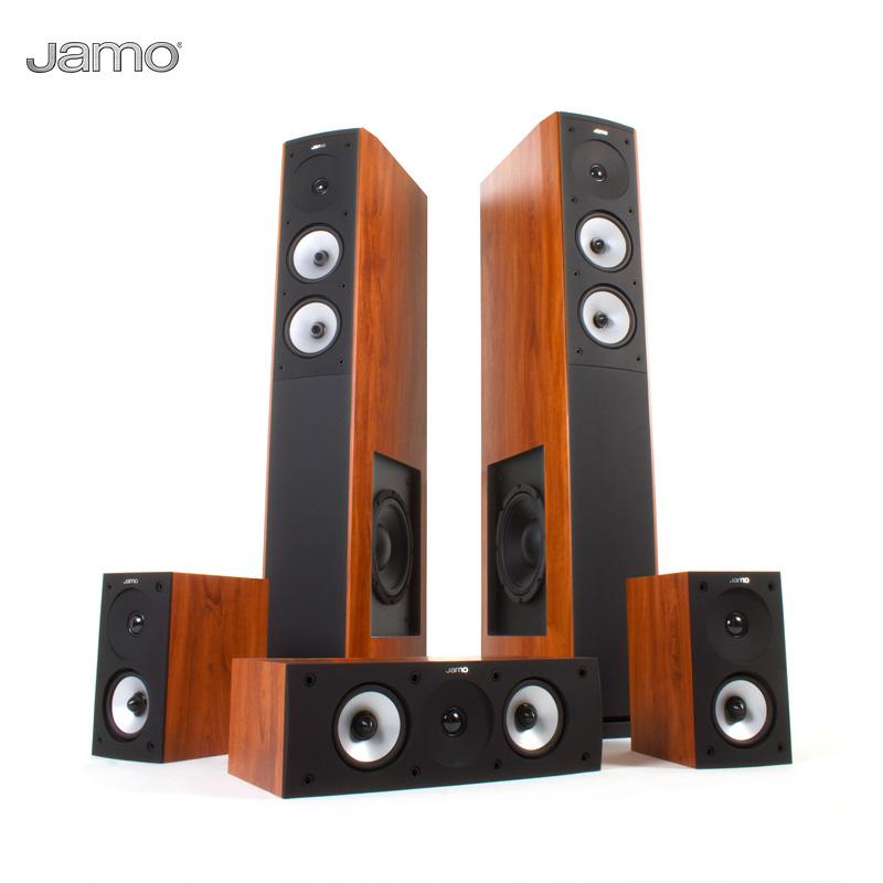 JAMO 尊宝 S626 系列套装家庭影院