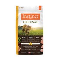 Instinct 百利本能 无谷系列 鸡肉配方猫粮 11磅/约4.9kg