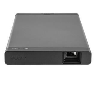 SONY 索尼 MP-CL1A 便携投影仪 (黑色)