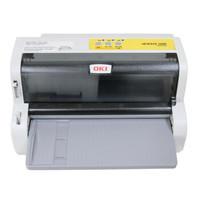 OKI 5600F 發票打印機支票票據 快遞單送貨單連打針式打印機(82列24針平推 3年聯保)