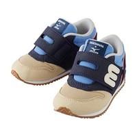 21日0点双十一预售:MIKI HOUSE 大粘扣学步鞋 二段