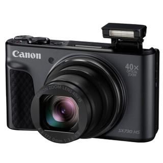Canon 佳能 PowerShot SX730 HS 数码相机 黑色