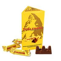 TOBLERONE 瑞士三角 牛奶巧克力含蜂蜜及巴旦木糖 200g