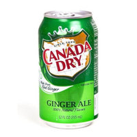 Canada Dry 加拿大干姜苏打汽水 355ml*12罐