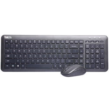 ThinkPad 4X30K74970 ThinkLife 无线键鼠套装