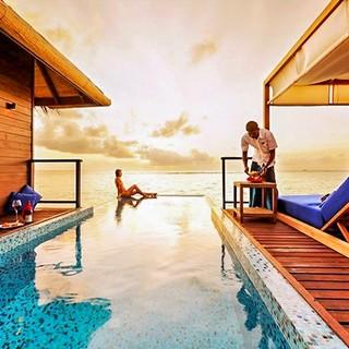 蜜月旅行 : 全国多地-马尔代夫波杜希蒂岛6-7天自由行