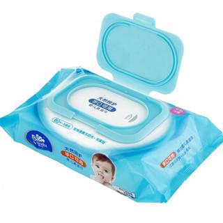 Vinda 维达 婴儿湿巾 80片/包