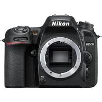 Nikon 尼康 D7500 中端单反相机 单机身
