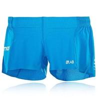 限尺码:Salomon 萨洛蒙  S-LAB实验室系列 SHORT 3 W L40085700 女士竞赛短裤