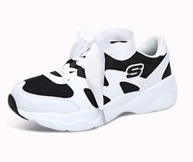 SKECHERS 斯凯奇 D'LITES系列 88888162 女子运动鞋休闲鞋