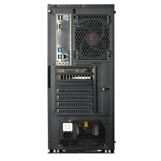 宁美国度 N3E-566F 组装台式机(i5-8500、120GB、GTX1060 5G)