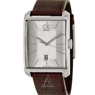 CALVIN KLEIN 卡尔文·克莱 Window K2M21126 男士时装腕表