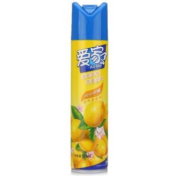 AlKa 爱家 空气清新剂 柠檬味 320ml
