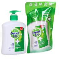 Dettol 滴露 經典松木 健康抑菌洗手液(500g+300g)+湊單品