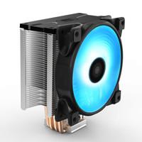 PCCOOLER 超頻三 東海X4 炫彩版 CPU散熱器