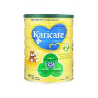 Karicare 可瑞康 婴幼儿羊奶粉 2段 900克 *3件