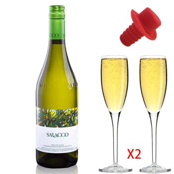 Paolo 宝萨柯 Saracco 小草 d'Asti 阿斯蒂 Moscato 莫斯卡托 甜白葡萄酒 750ml