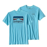 Patagonia 巴塔哥尼亚 LOGO-T 39045 男士短袖T恤