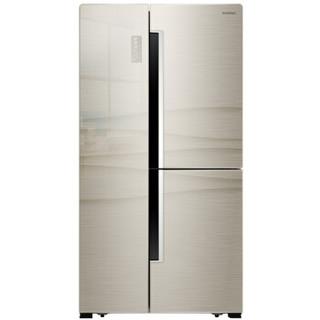 Ronshen 容声 BCD-559WKS1HPGA 559升 T型对开门冰箱
