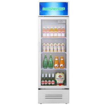 Ronshen 容声 SC-240LE 240升 冷藏立式冰柜 大容积商用冷柜 饮料饮品保鲜柜