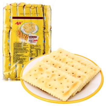 Aji 苏打饼干 纳豆酵素味 472.5g