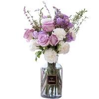 FLOWERPLUS 花加 悦花·简约 订阅鲜花 每周一花 4束 +凑单品