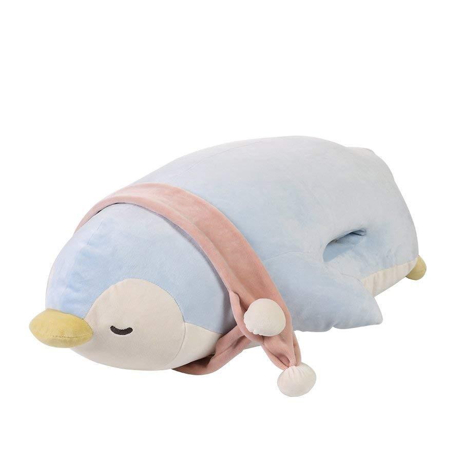 LIVHEART 丽芙之心 企鹅抱枕 L号