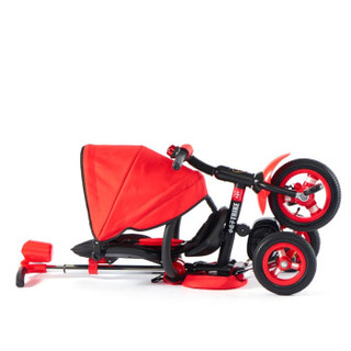 Little Tiger 小虎子  魔方系列 T300 儿童三轮车