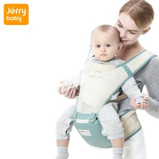jerrybaby 洁莉宝贝 围嘴连带款 婴儿背带腰凳