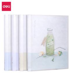 得力(deli)B5/60张下午茶初高中课本大号活页本高中学生新华书店图片