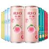 RIO 銳澳 微醺系列 預調酒組合 330ml*10罐(微醺4種口味*2+乳酸菌*2)