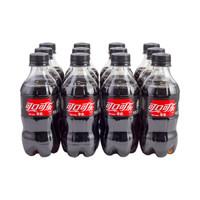 限地区:Coca Cola 可口可乐 零度汽水 300ml*12瓶