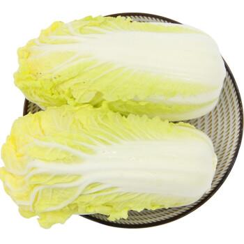 绿鲜知 三宝白菜 约1kg 火锅食材 新鲜蔬菜
