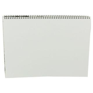 晨光(M&G)16K/50页美术绘画专用速写本侧翻硬面彩铅绘画本 单本装APYMO135