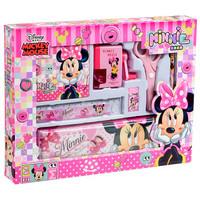迪士尼(Disney)DM6049-5B 小学生文具礼盒女/儿童学习用品7件套时尚礼包粉色