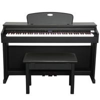 MIDWAY 美德威 S70 88鍵重錘電子鋼琴(黑色)