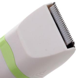科德士 宠物电推剪剃毛器 泰迪狗狗磨甲器二合一修毛器护理套装CP-5200白色