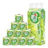 心相印卷紙 茶語系列衛生紙巾4層150g*10卷 *3件