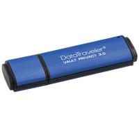 Kingston 金士顿 DTVP30 8GB USB 3.0 加密U盘