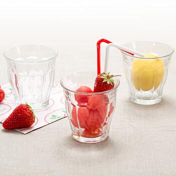 DURALEX 多莱斯 1025A 钢化玻璃杯 (160ml)