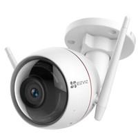 EZVIZ 螢石 C3W 智能攝像頭 1080P 6mm+32G視頻監控專用卡 *2件