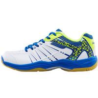 京東PLUS會員 : 川崎KAWASAKI 羽毛球鞋 透氣防滑耐磨運動鞋 男女鞋 訓練休閑鞋 K-061D 白色 40碼