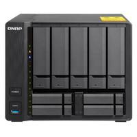 威聯通(QNAP)TS-932X-8G 企業級 九盤位 網絡存儲服務器NAS磁盤陣列(無內置硬盤)
