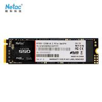 Netac 朗科 绝影N930E 120GB M.2 NVMe固态硬盘