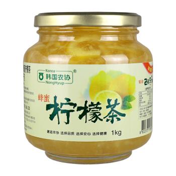 KOREA NONGHYUP 韩国农协 蜂蜜柠檬茶 1kg