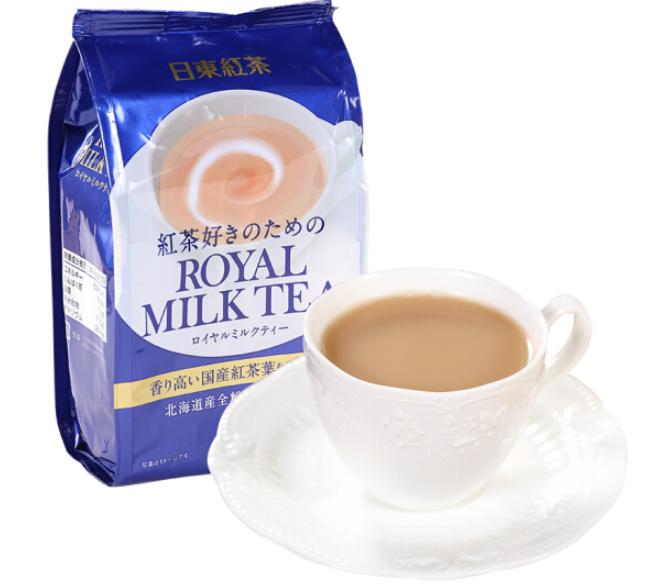 日东红茶 皇家奶茶 原味 10条装*6袋
