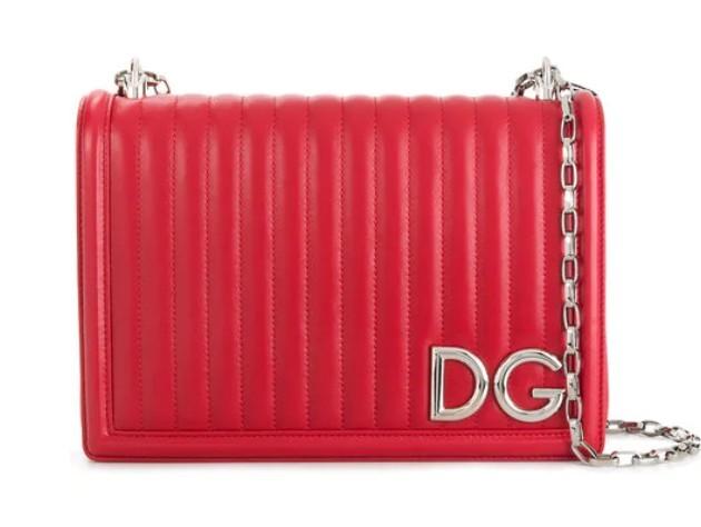 DOLCE & GABBANA DG Girls 女士单肩包