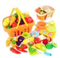 beiens 貝恩施 切水果益智玩具 17件套 *5件