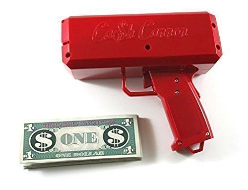 Cash Cannon 钞票枪