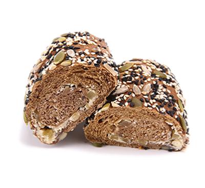 原麦山丘 mini高纤奶酪面包 105g